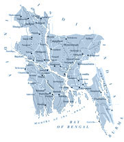 Bangladesh Map Search