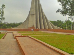National Martyrs' Memorial {RD}